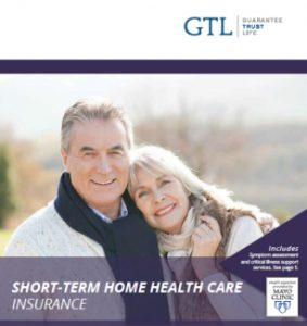 gtl-guarantee trust life short term home health care